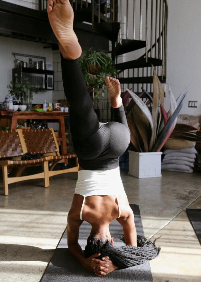 & other stories yogakollektion