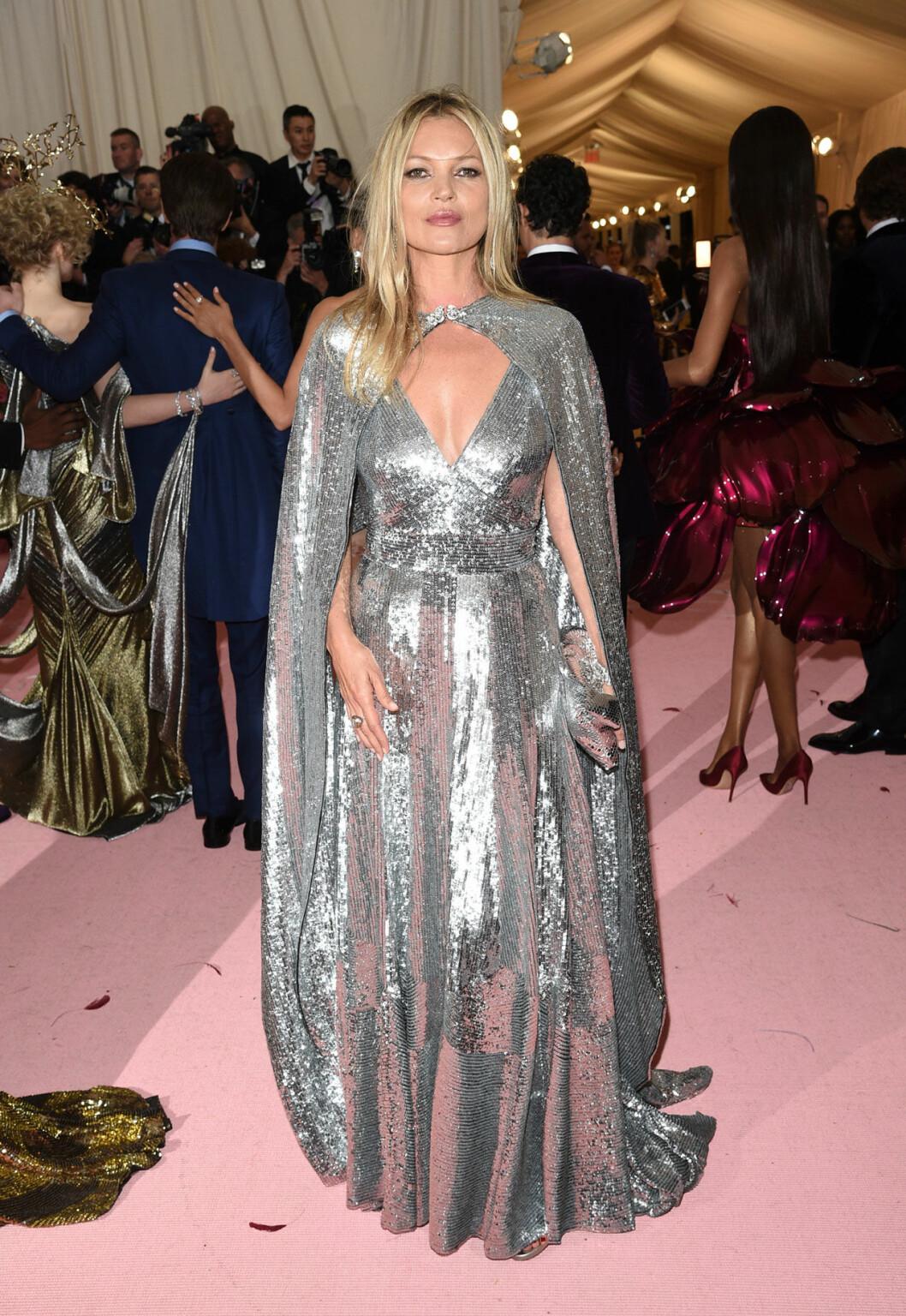 Kate Moss på röda mattan
