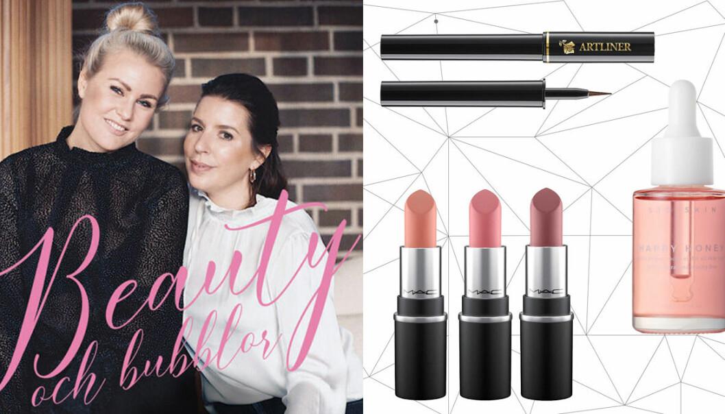 Beauty & Bubblor shopping avsnitt 18
