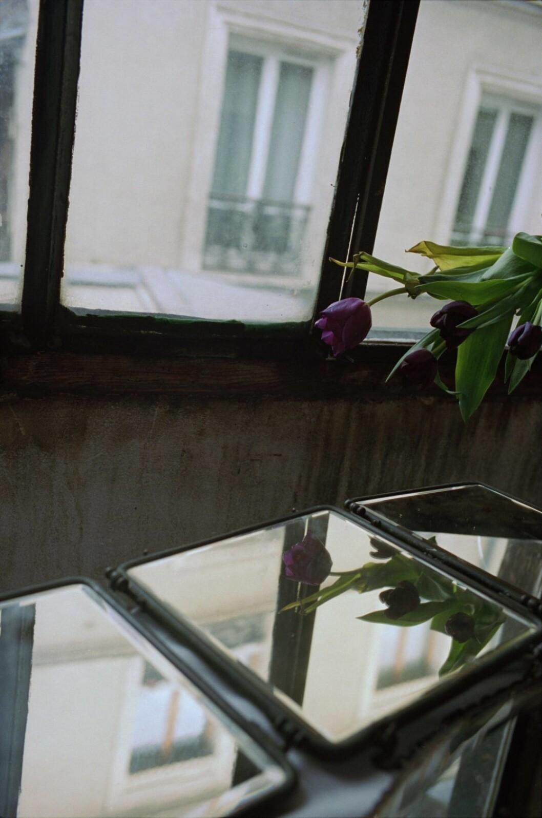 Inspirationsbilder från Paris, skapade av Lucia och fotograf Max Farago.