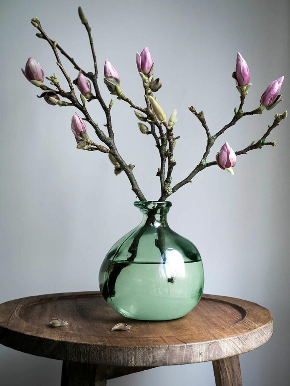 Blomstrande knoppar