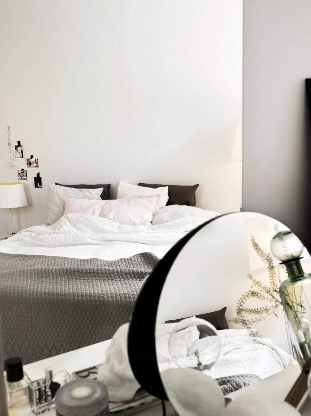 Den minimalistiska inredningsstilen passar jungfrun.