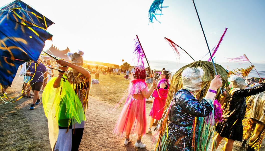 Bild från Festivalen Lollapalooza på Gärdet i Stockholm 2019 - och här är alla bokade artister till Lollapalooza 2021.