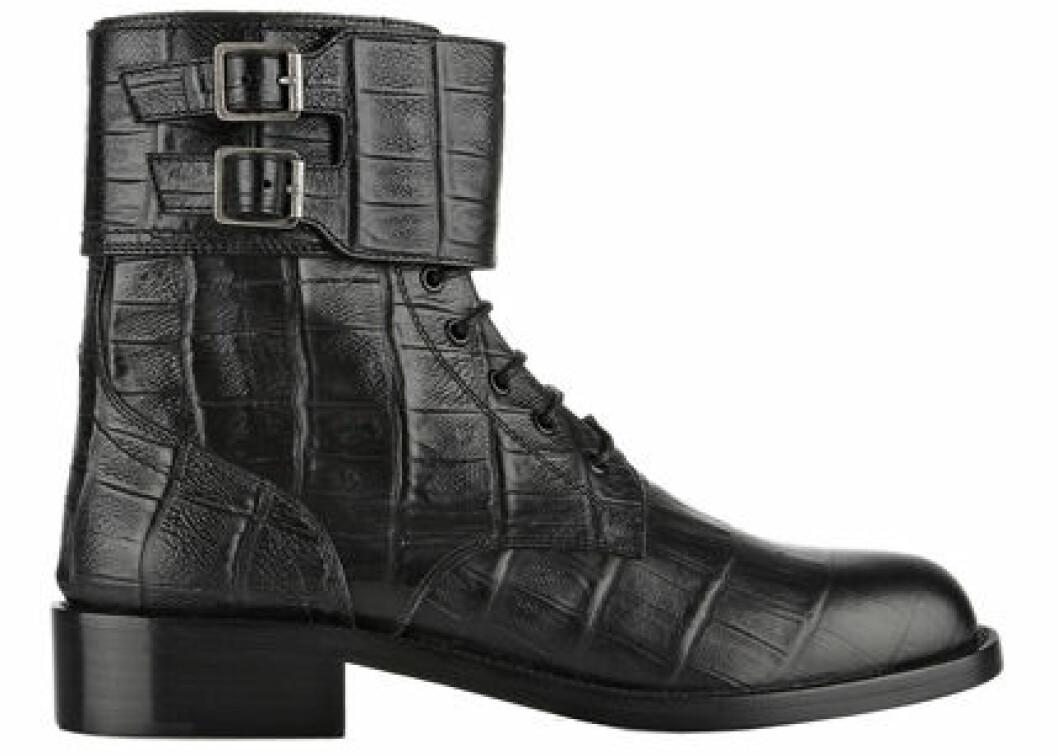 1. Boot, 9155 kr, Saint Laurent Net-a-porter.com
