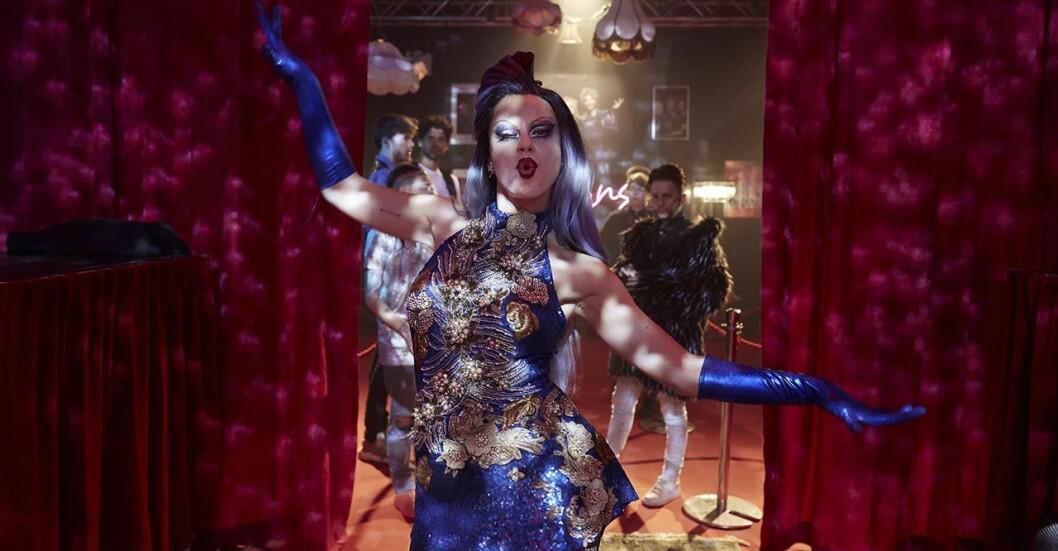 Molly Nutley i Dancing queens