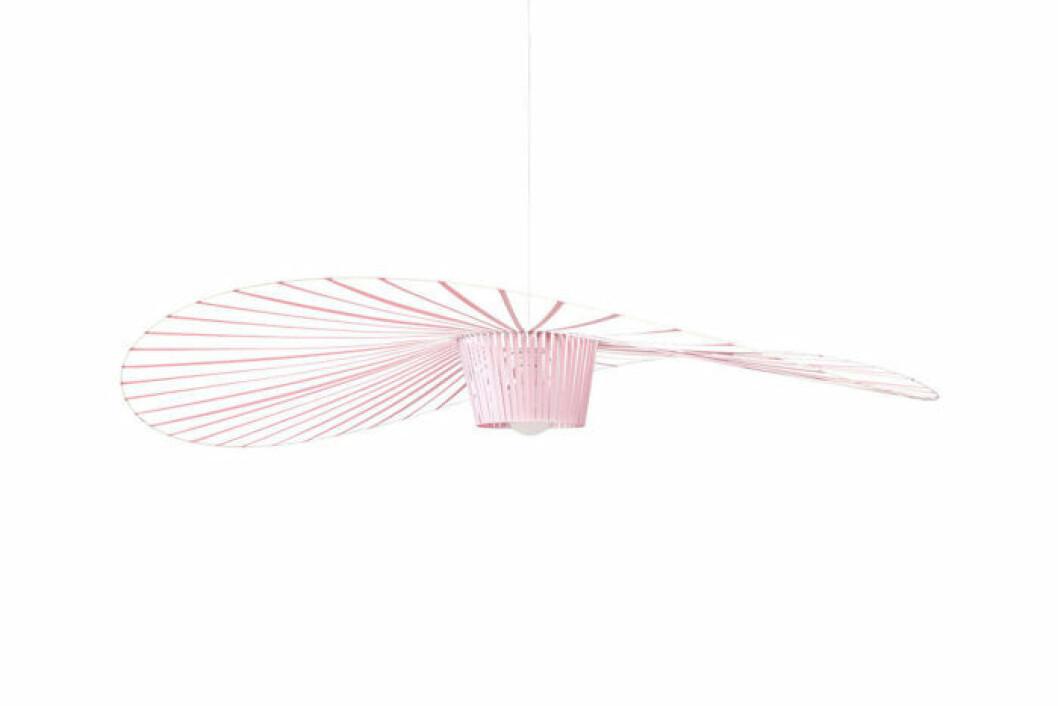 Pendel Vertigo i rosa från Petite Friture