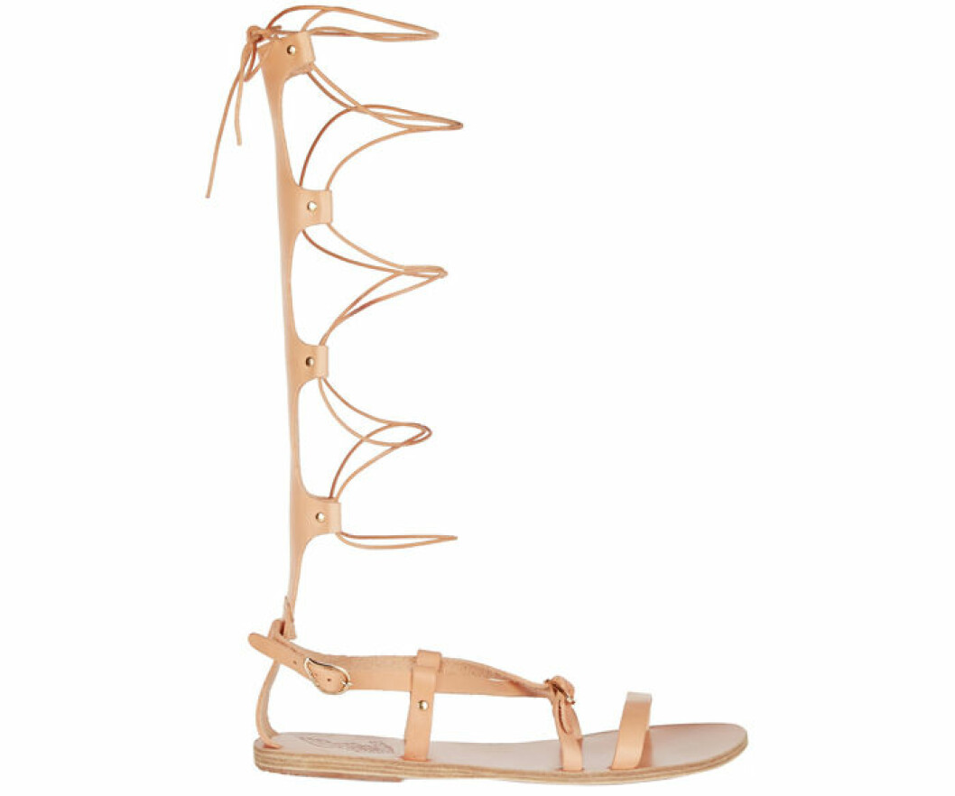 10. Sandal, 2355 kr, Ancient Greek Sandals Net-a-porter.com