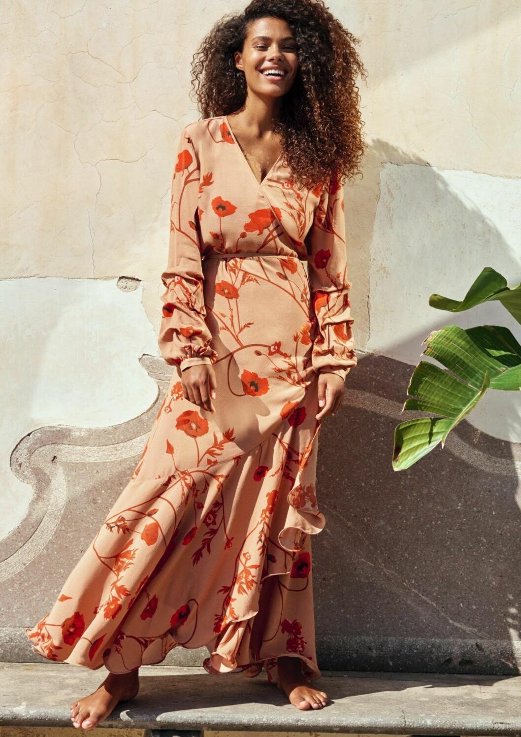 Johanna Ortiz x H&M klänning