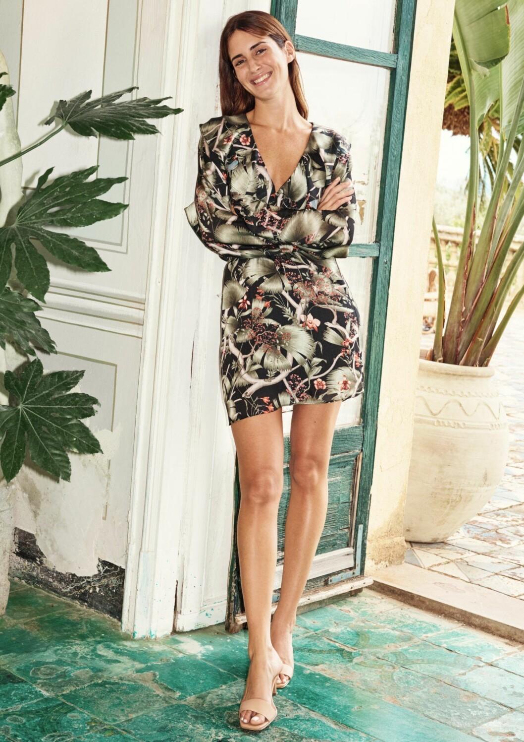 Johanna Ortiz x H&M miniklänning