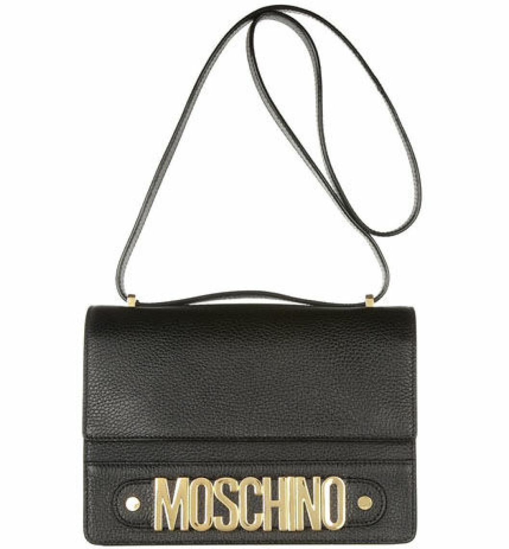 11. Väska, 6515 kr, Moschino Net-a-porter.com