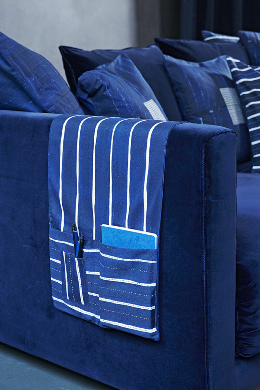 Se Ikeas nya blå kollektion