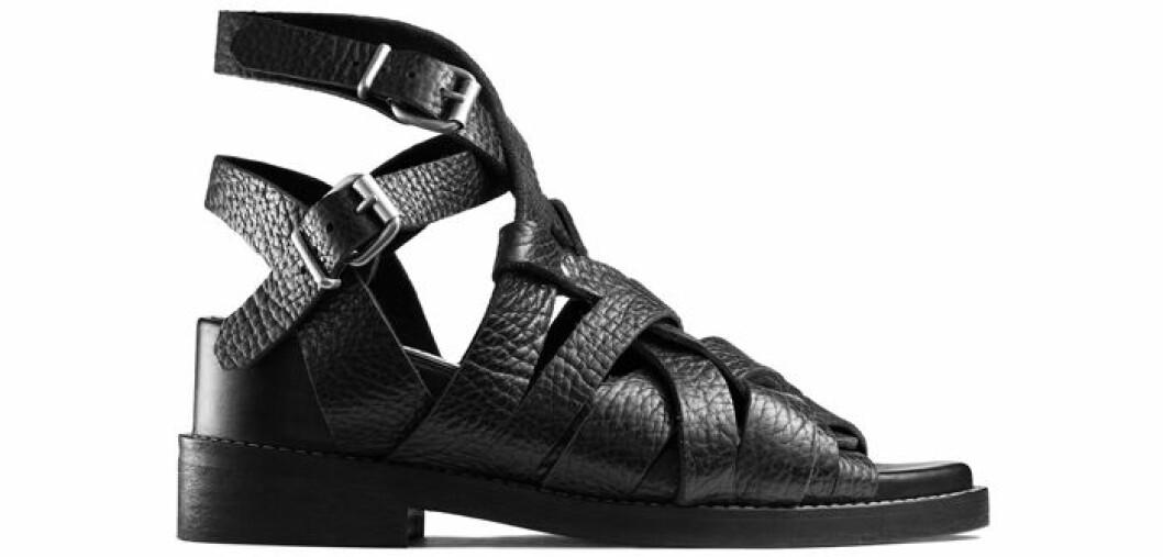 12. Sandal, 3995 kr, Acne studios