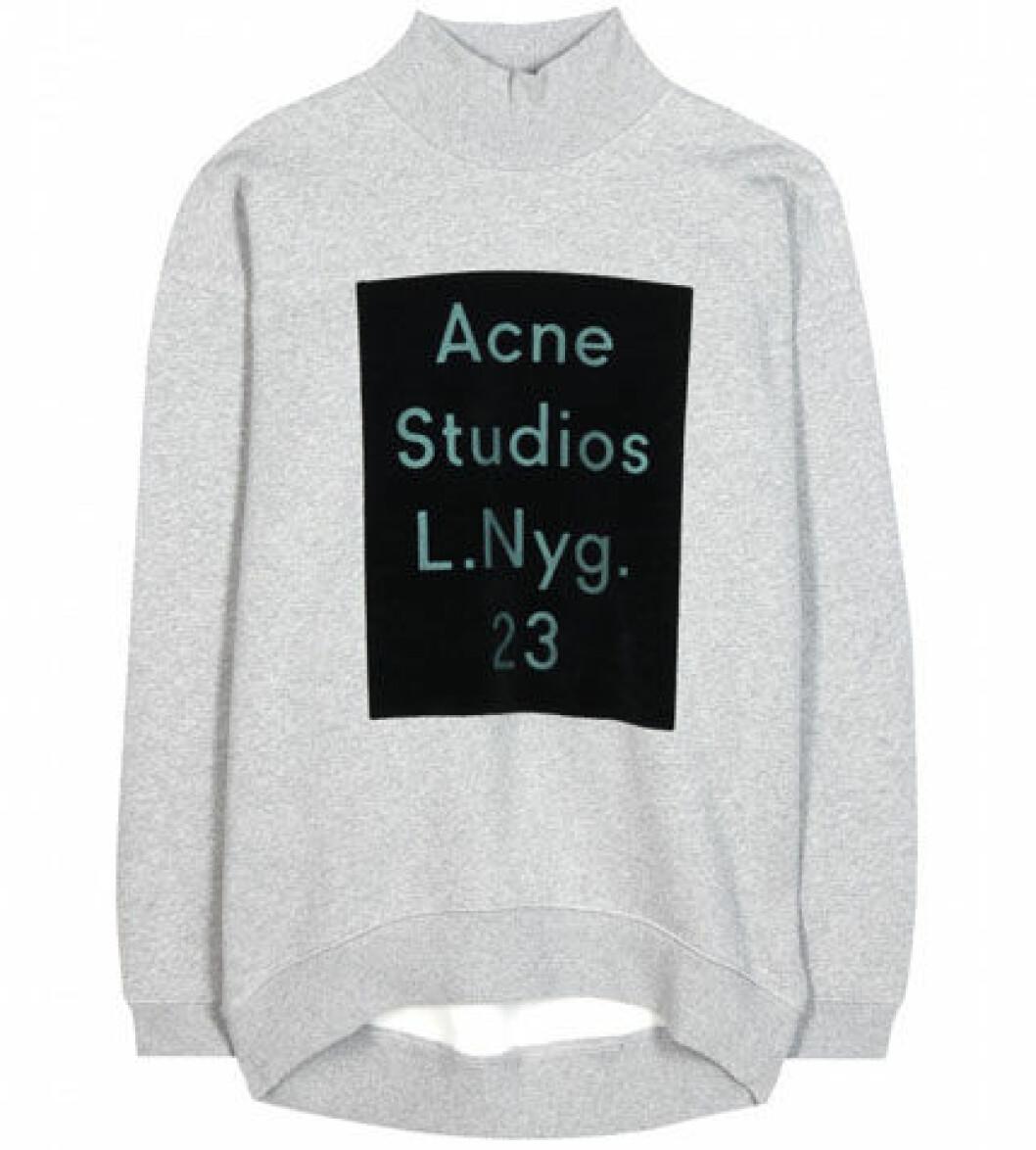 12. Tröja, 2234 kr, Acne studios Mytheresa.com