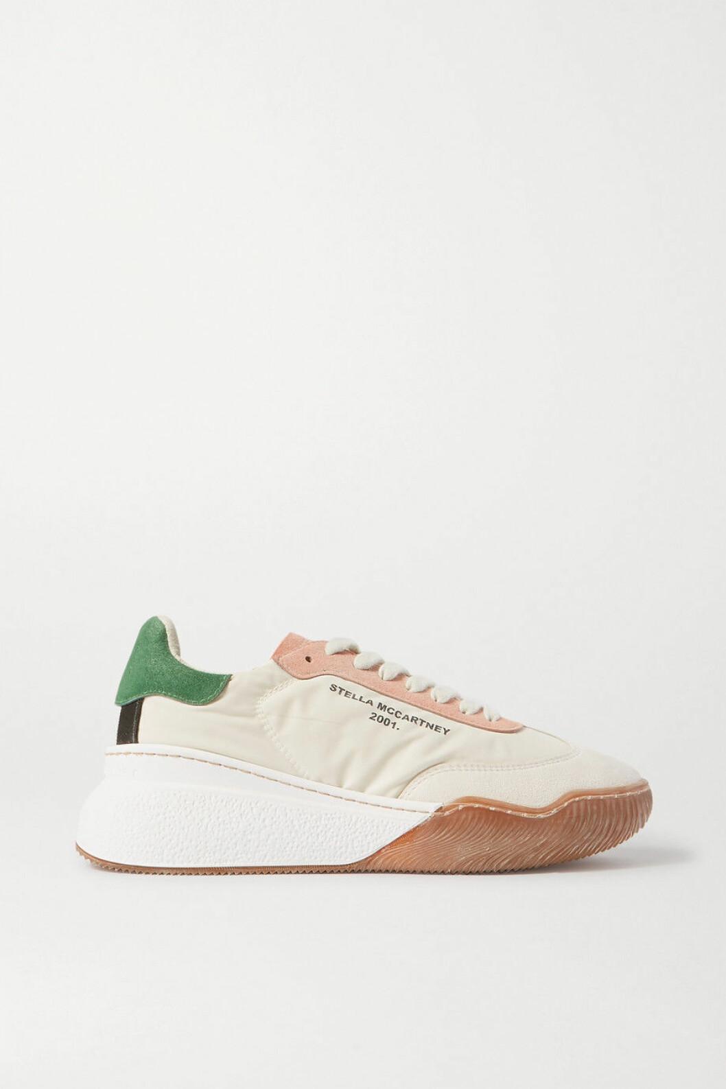 Vår-snygga sneakers från Stella McCartney.