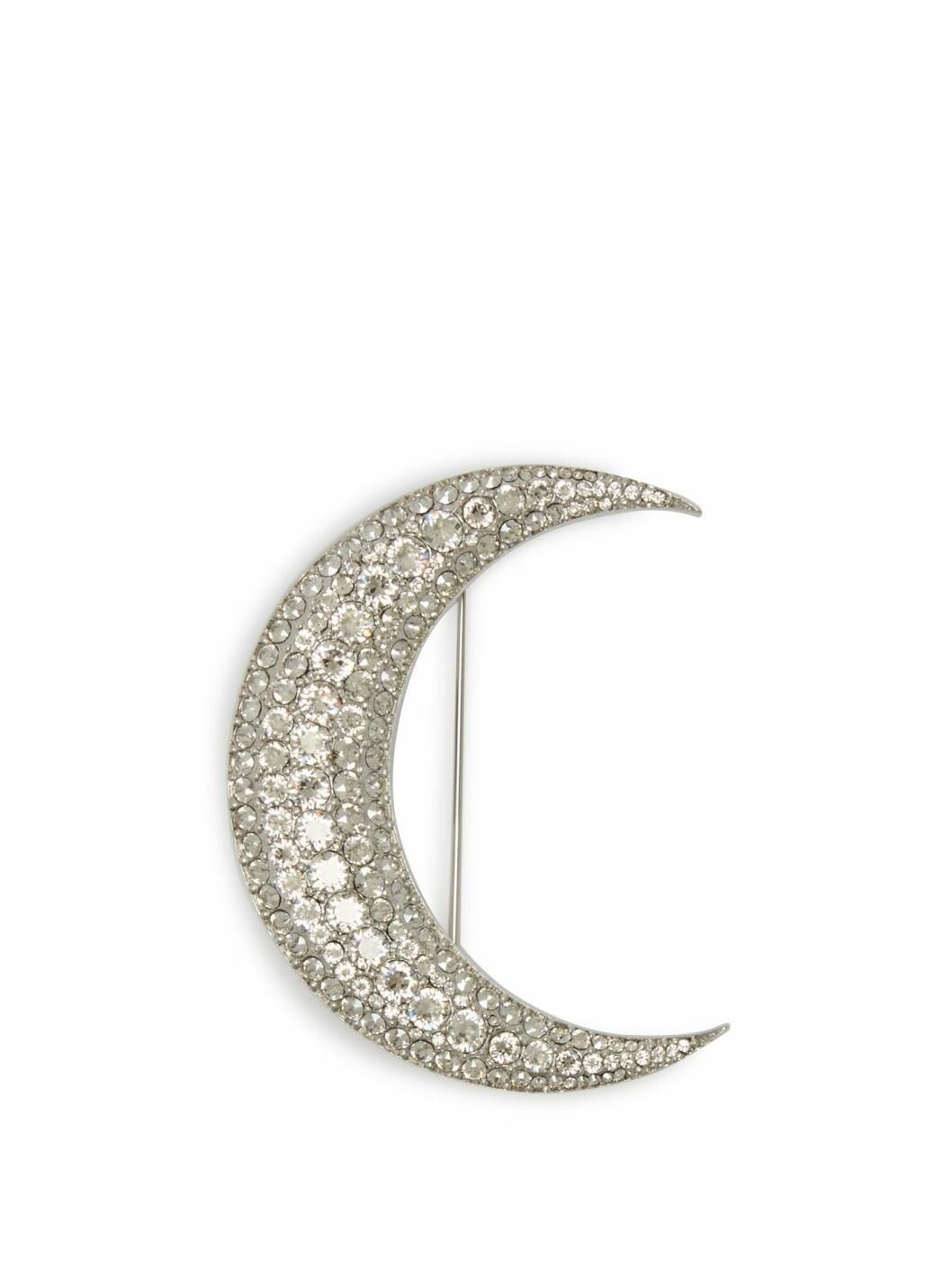 Brosch från Isabel Marant inspirerad av månen och stjärnorna.
