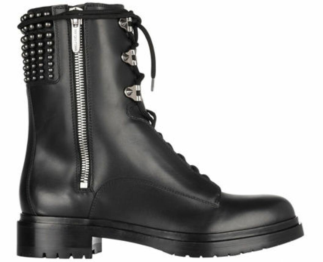 13. Boot, 9017 kr, Sergio Rossi Net-a-porter.com