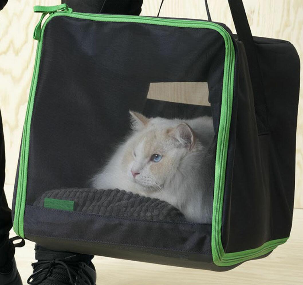 Väska för djur.