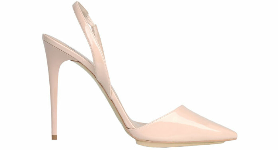 13. Sling back, 4216 kr, Stella McCartney