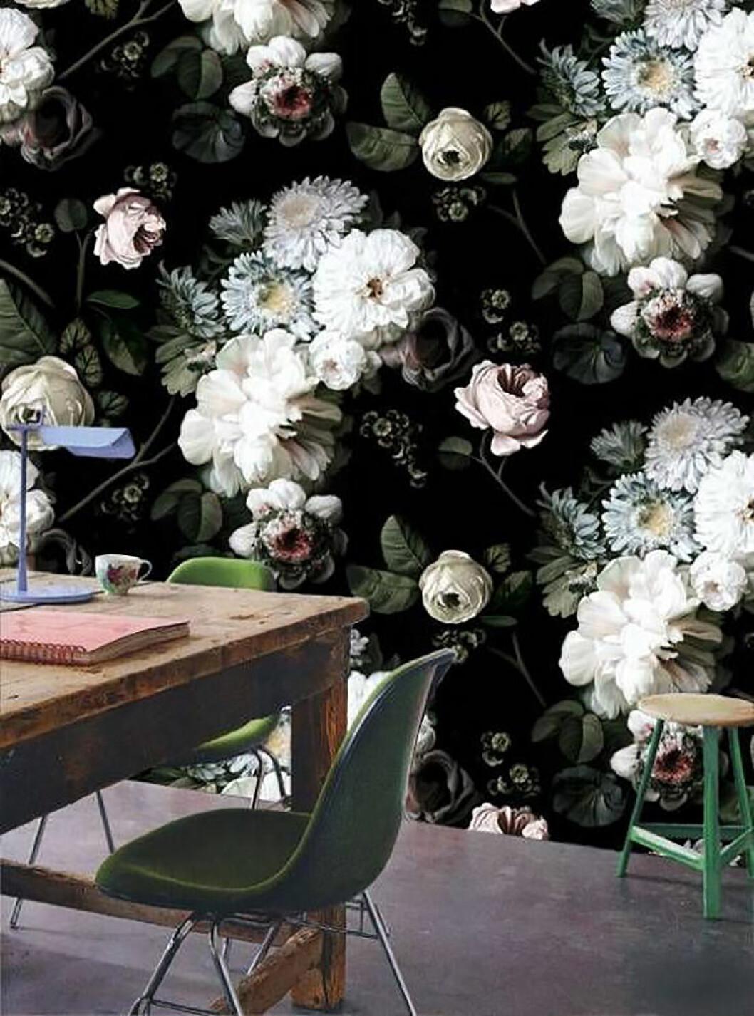 13. wallpaper - blommor