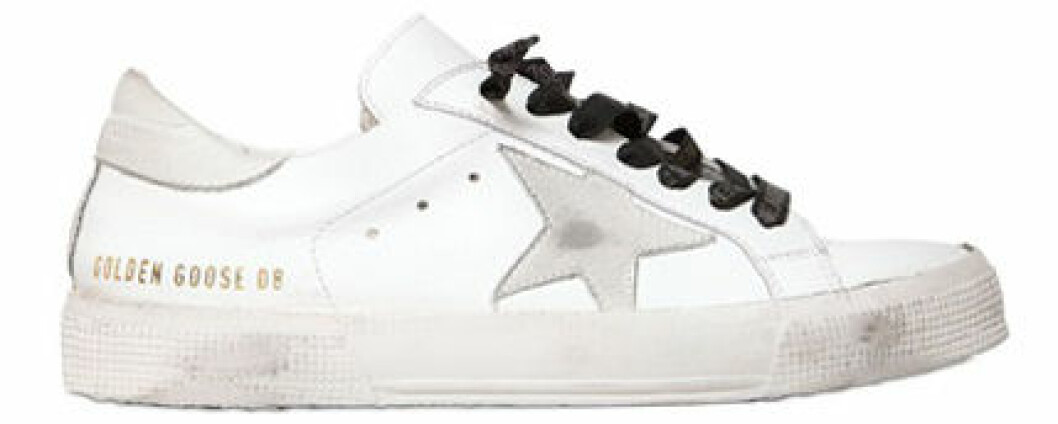 14. Sneaker, 2294 kr, Golden Goose Deluxe Brand Luisaviaroma.com