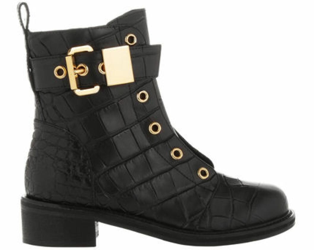 15. Boot, 8741 kr, Giuseppe Zanotti Net-a-porter.com