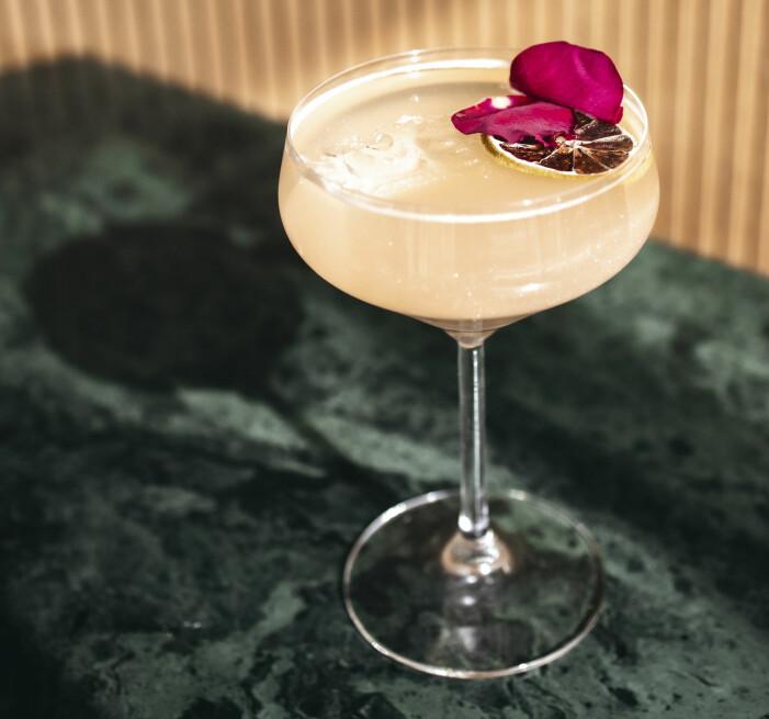 La Vie En Rose, drink med prosecco