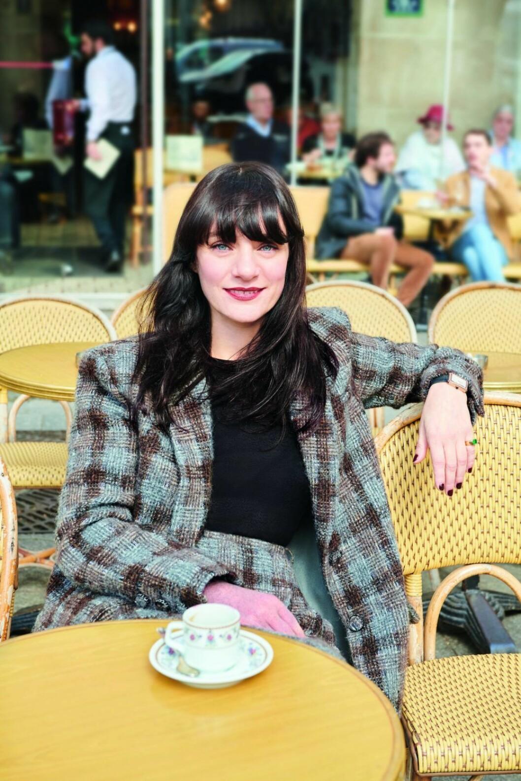 Italienska Lucia Pica är Chanels globala makeupdesigner sedan 2015.