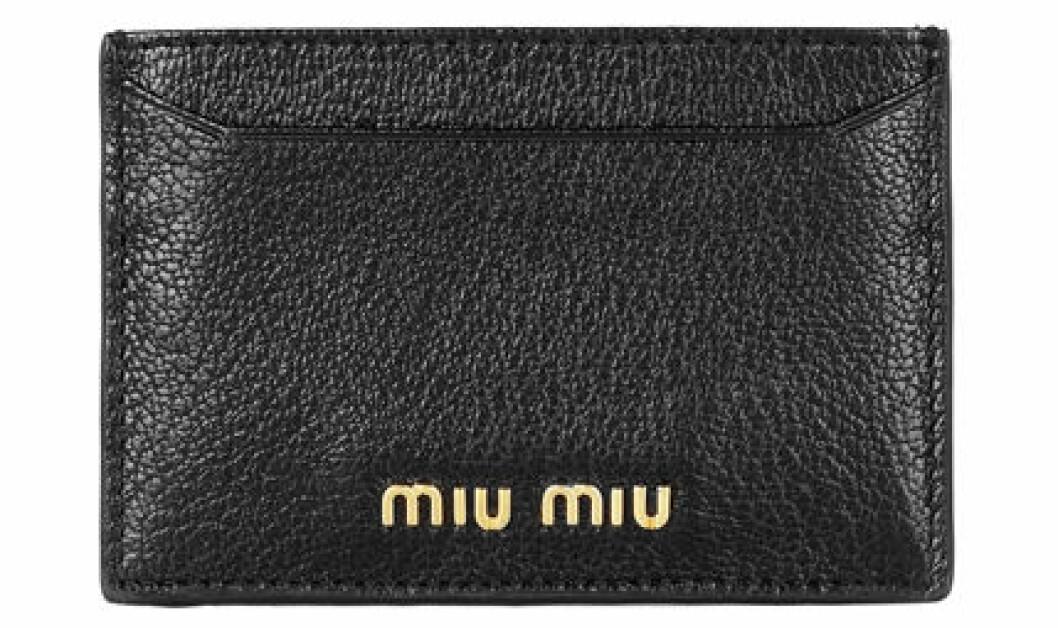 2. Plånbok, 1163 kr, Miu Miu Net-a-porter.com