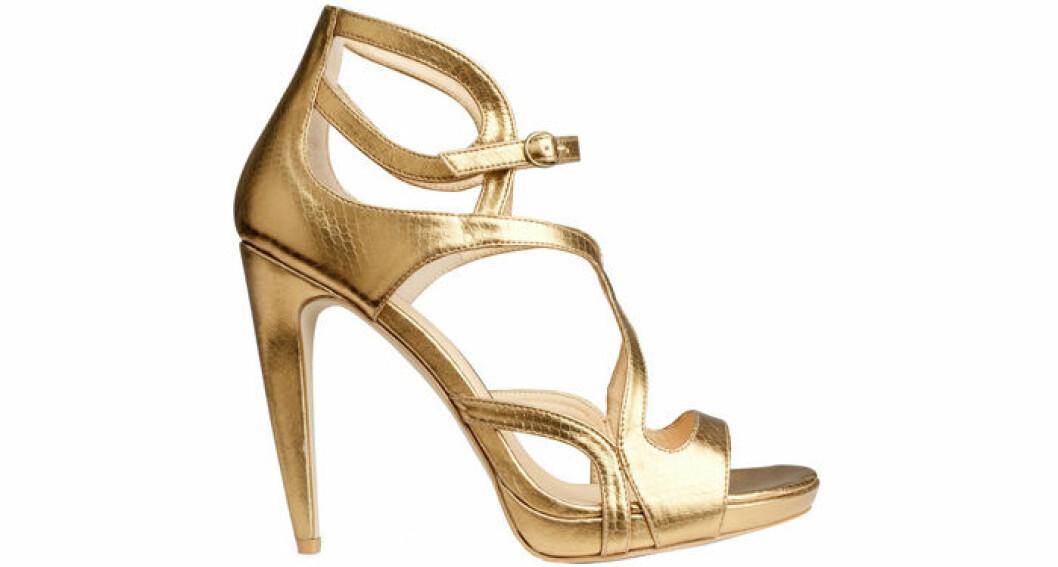 2. Sandalett, 499 kr, H&M