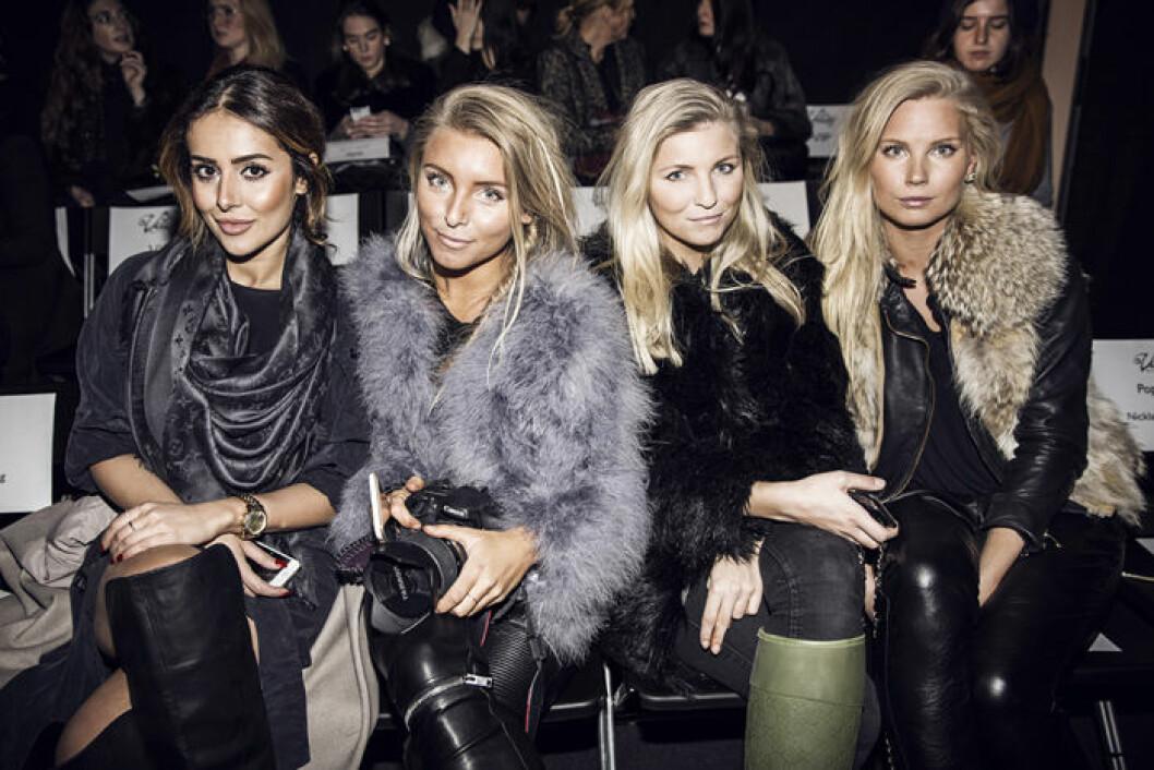 20150127_Valerie_Frontrow_Sharareh Sophia+Sanne Alexandra+Linn Andersson+Tove Elneskog_0002