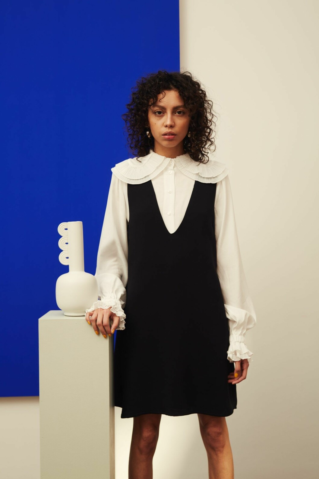 AVAVAV V-neck dress
