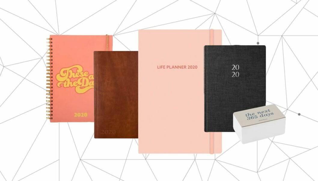 Kalender i butik 2020