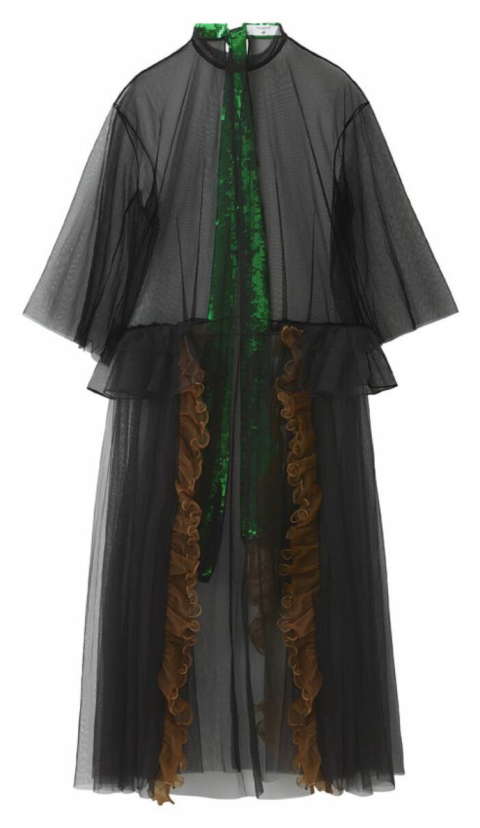 Klänning i tyll från h&m x toga