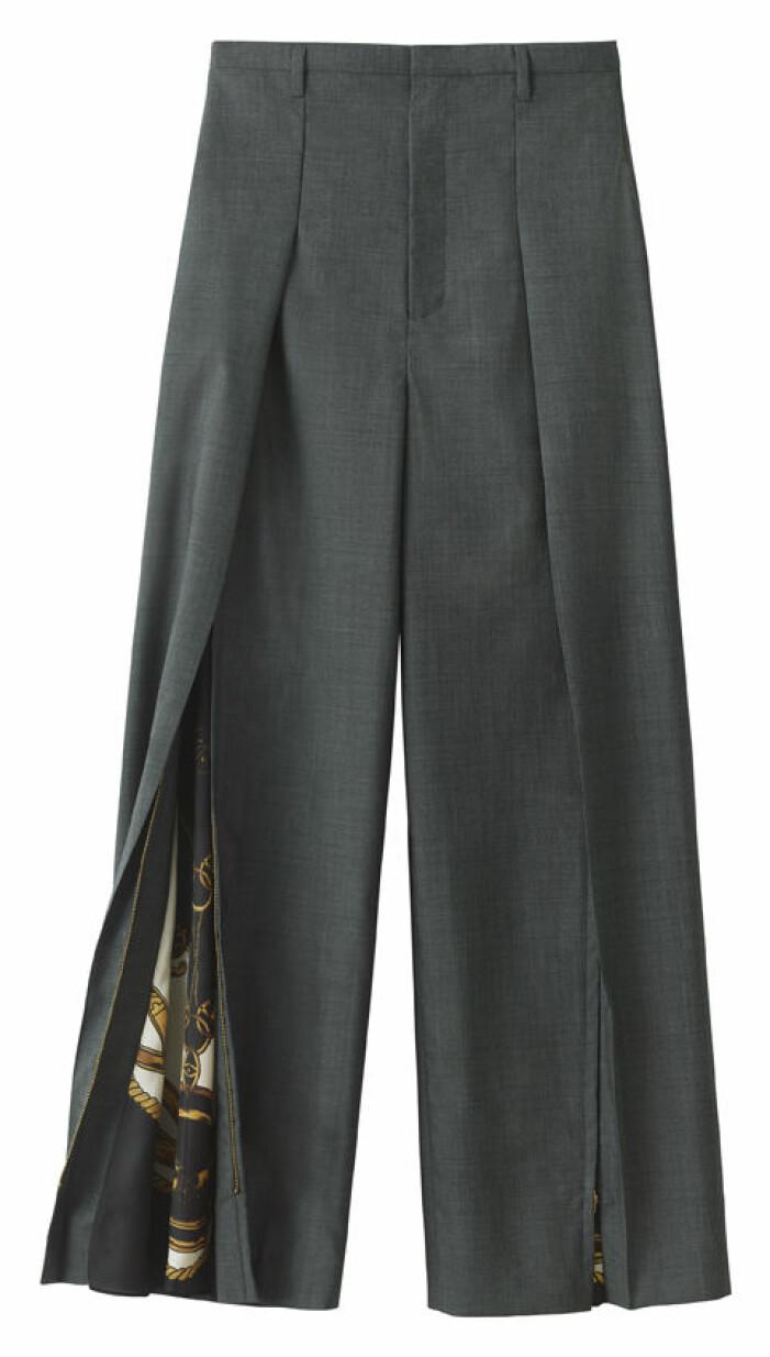 Kostymbyxor med detaljer från h&m x toga