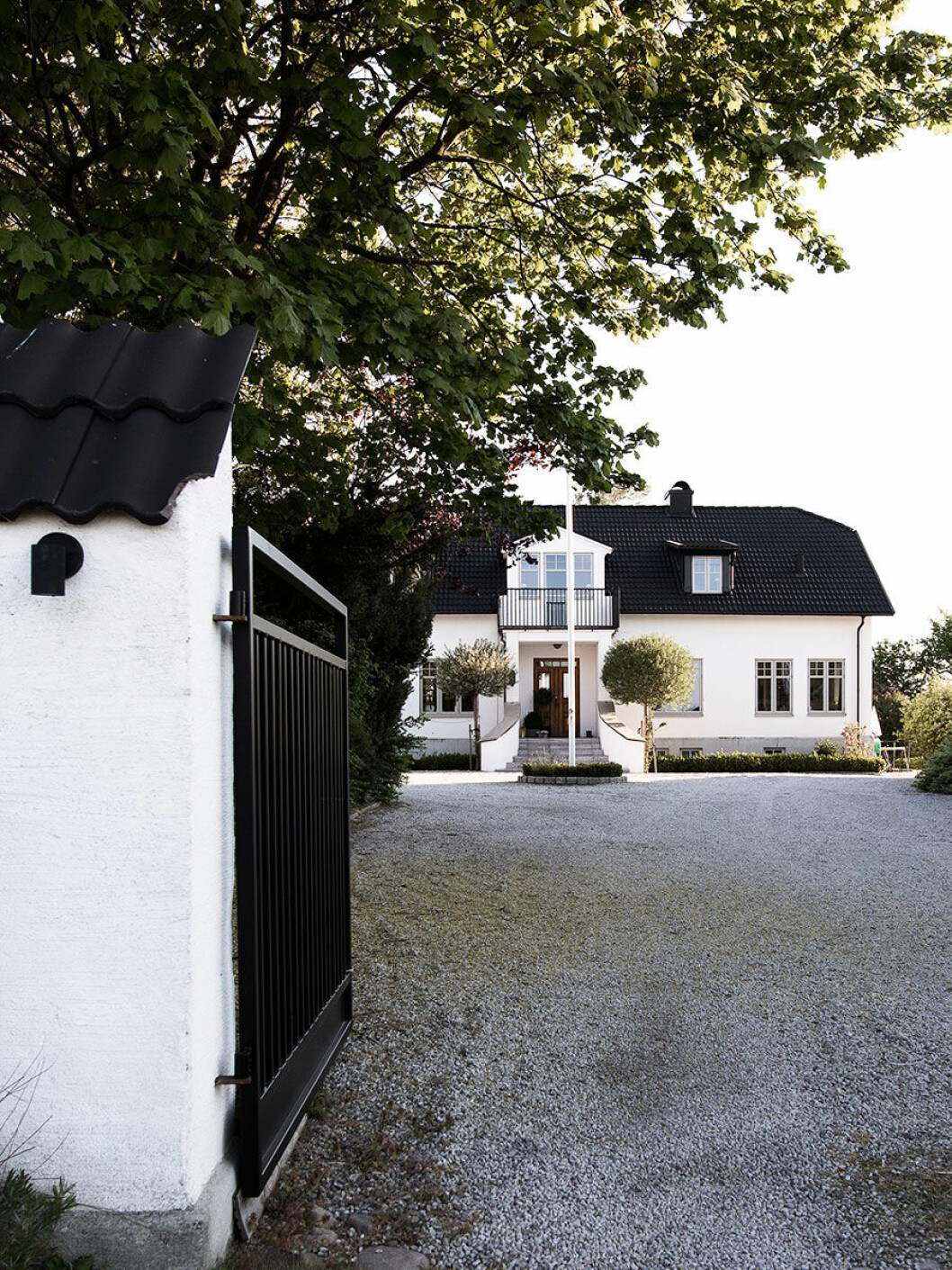 Daniella Wittes hus i Lomma