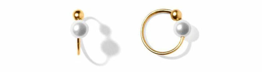 3. Örhänge, 1 550 kr, Line & Jo