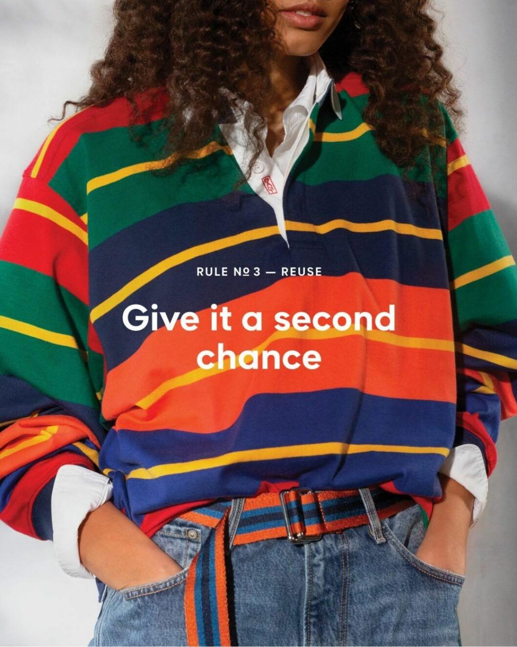 Hållbart mode: Gant