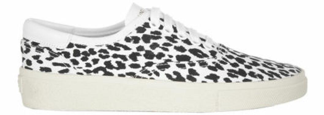 3. Sneaker, 2671 kr, Saint Laurent Net-a-porter.com
