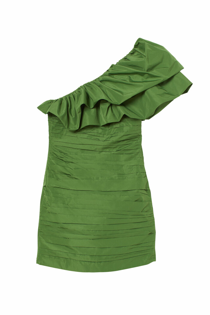 klänning H&M Conscious Exclusive