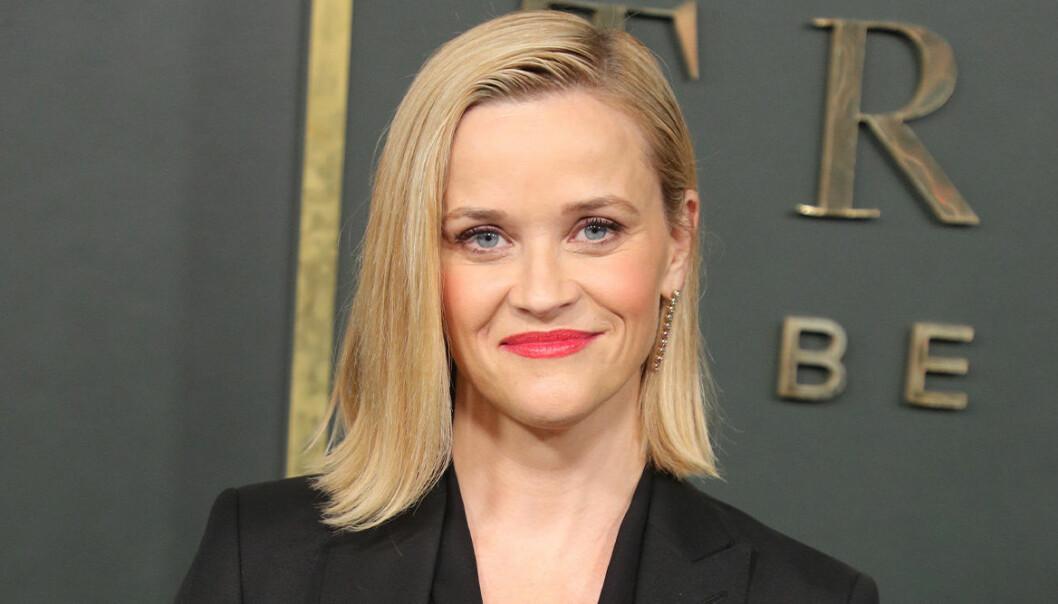 Reese Witherspoons lycka med barnen Ava och Deacon.