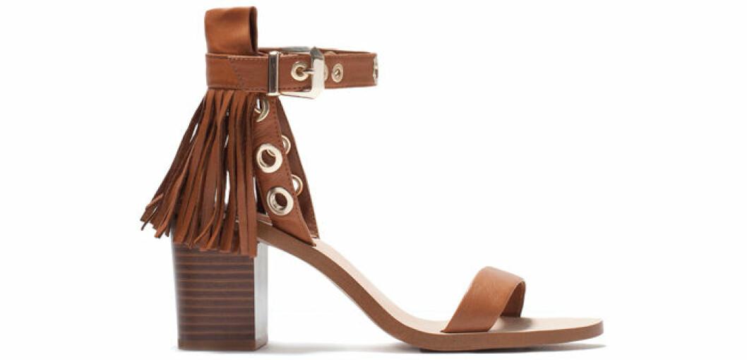 4. Sandal, 699 kr, Zara