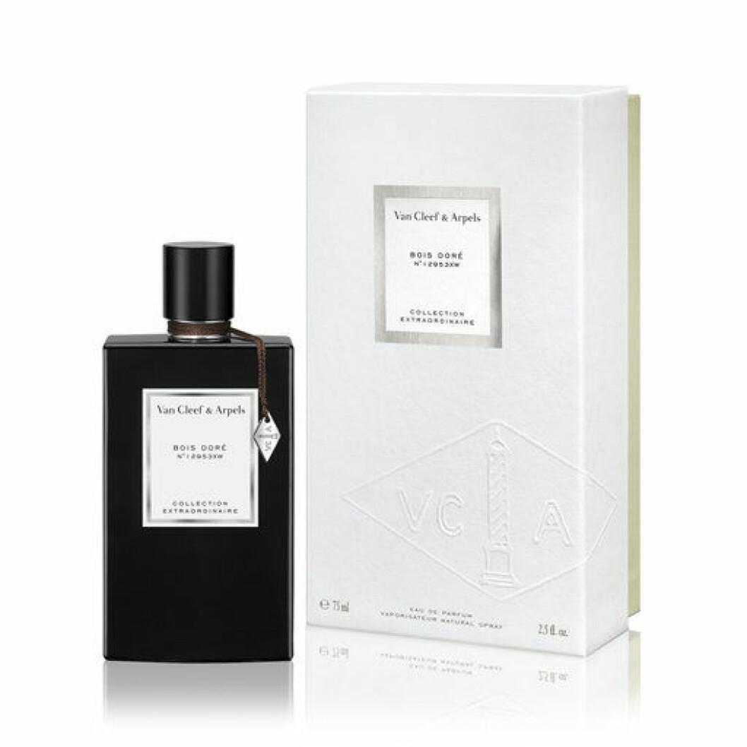Van Cleef & Arpels parfym Bois doré.