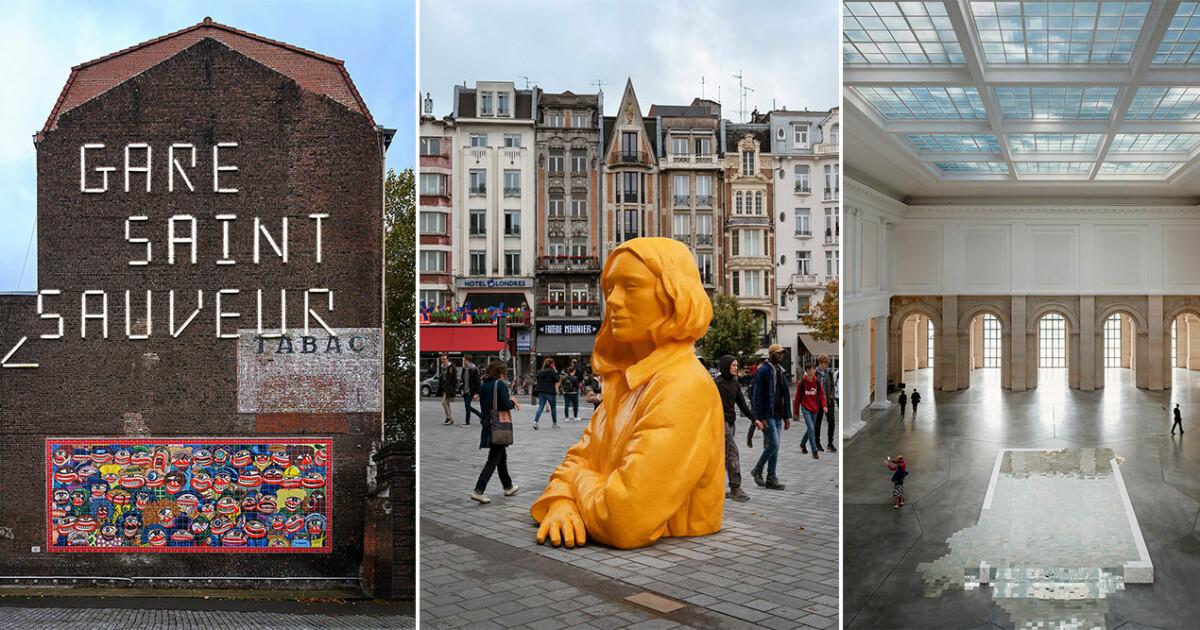 Guide till designhuvudstaden Lille - pärlorna du inte får ...