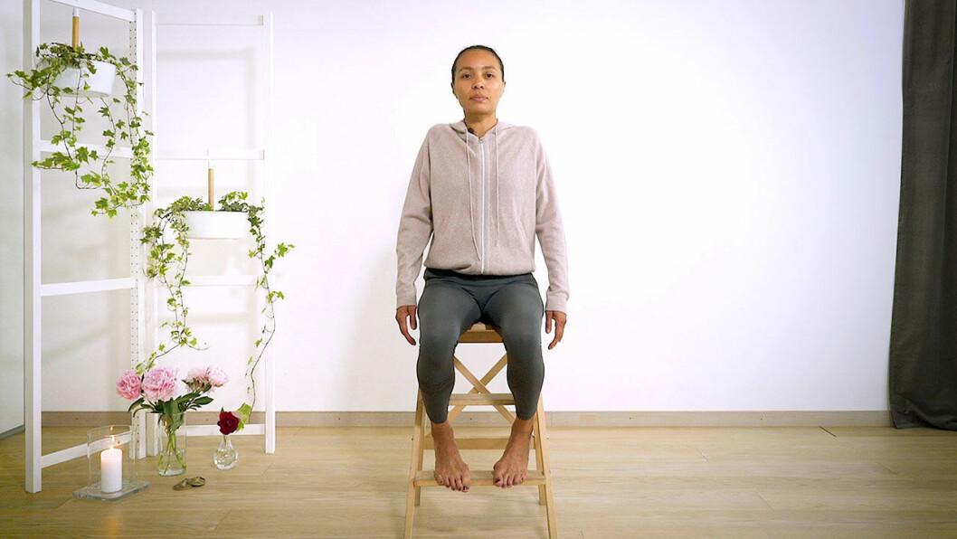 Yoga med Johanna – axelcirklar