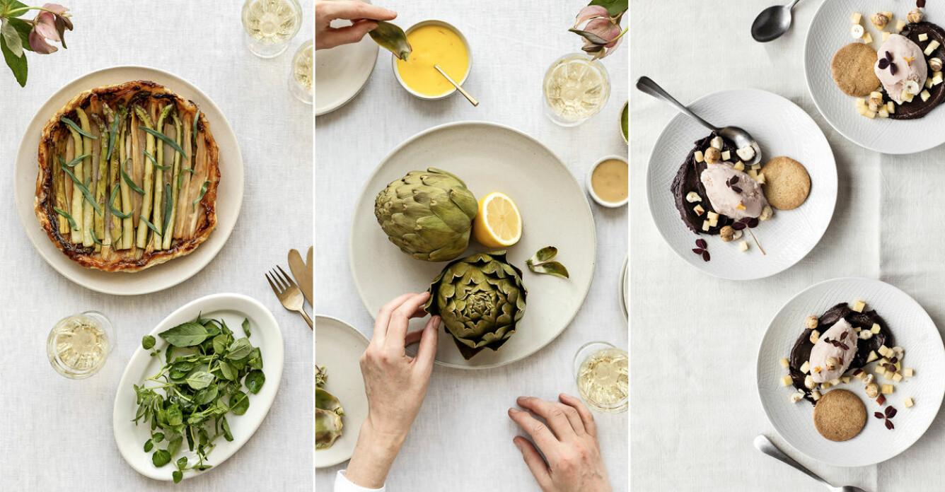 5 recept på goda gröna uppstickare