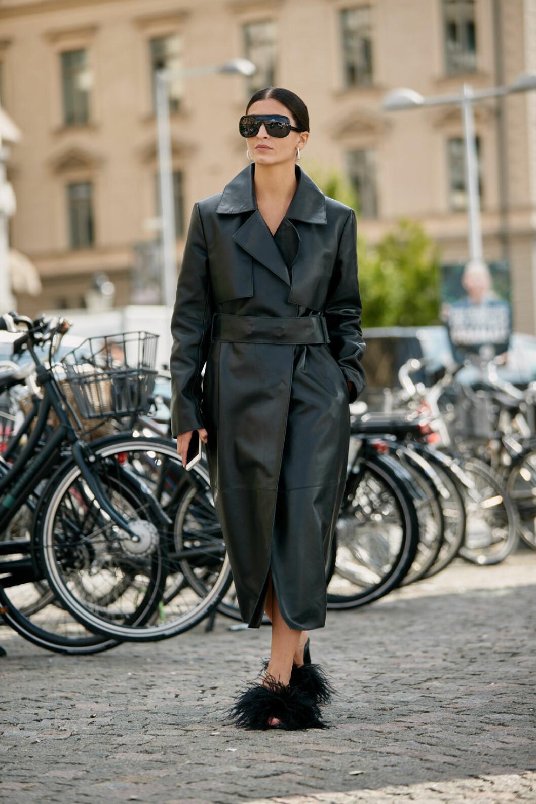 Katarina Petrovic Köpenhamns modevecka streetstyle