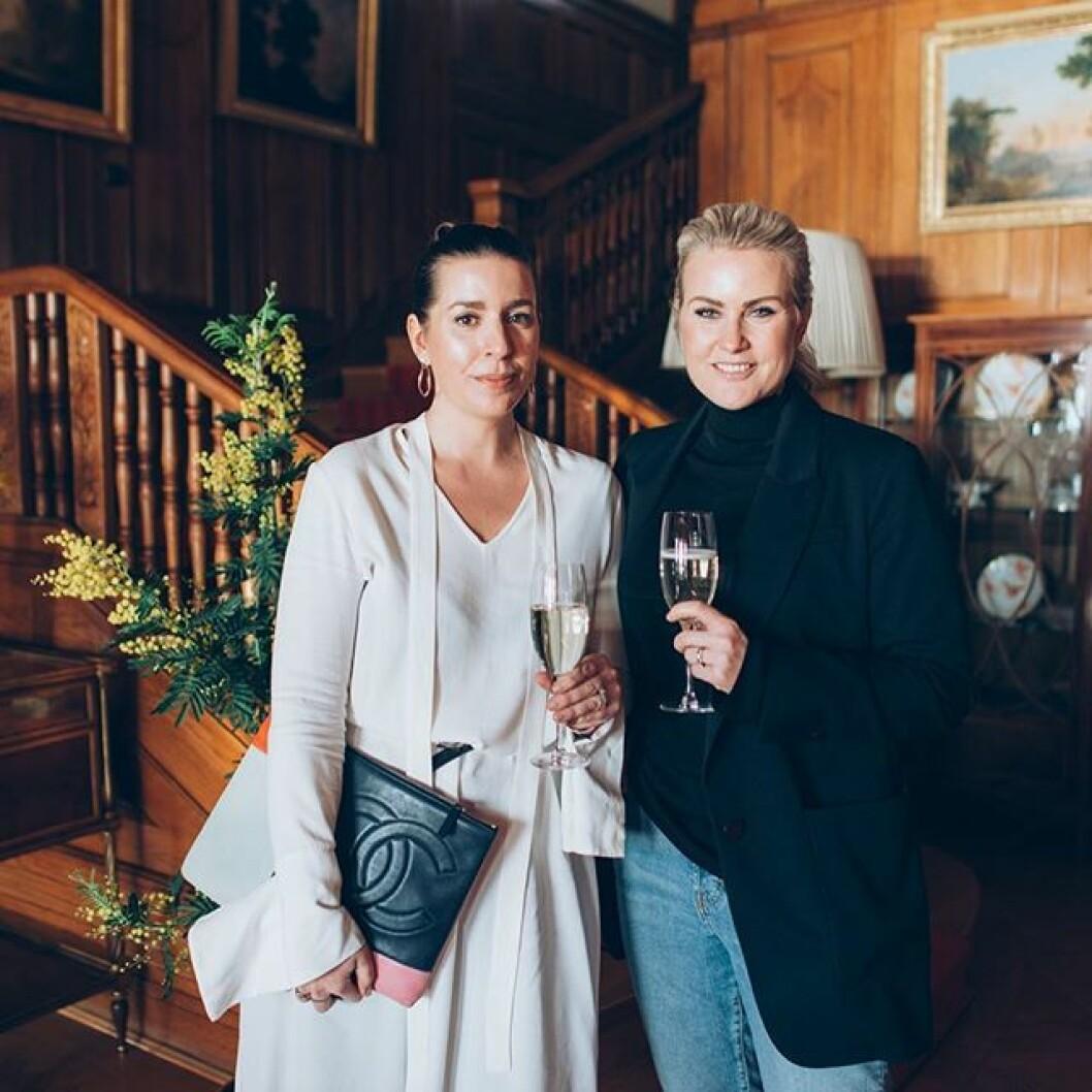 Emma Unckel & Frida Fahrman.