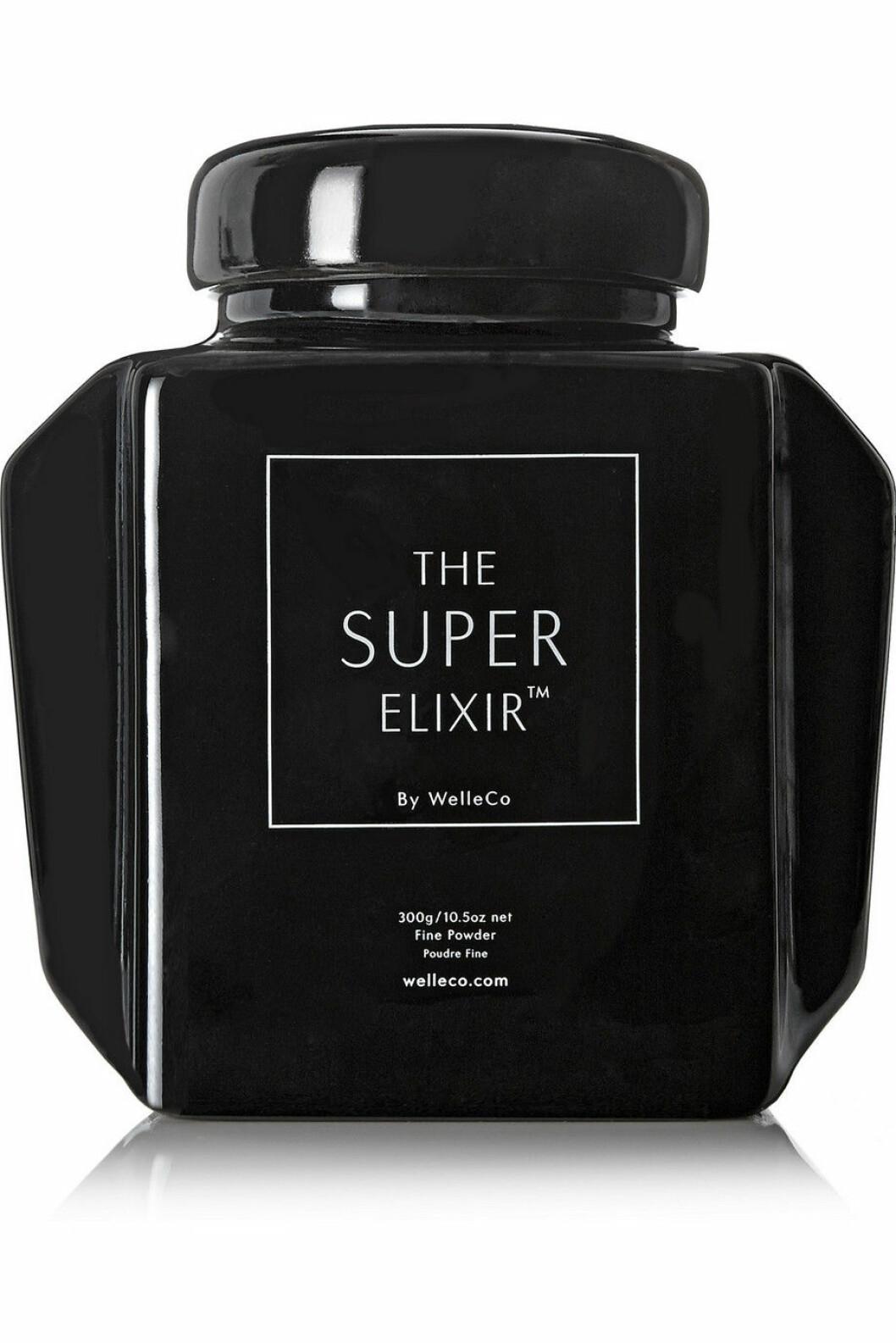 The super elixir, By Welleco recension omdöme betyg kosttillskott