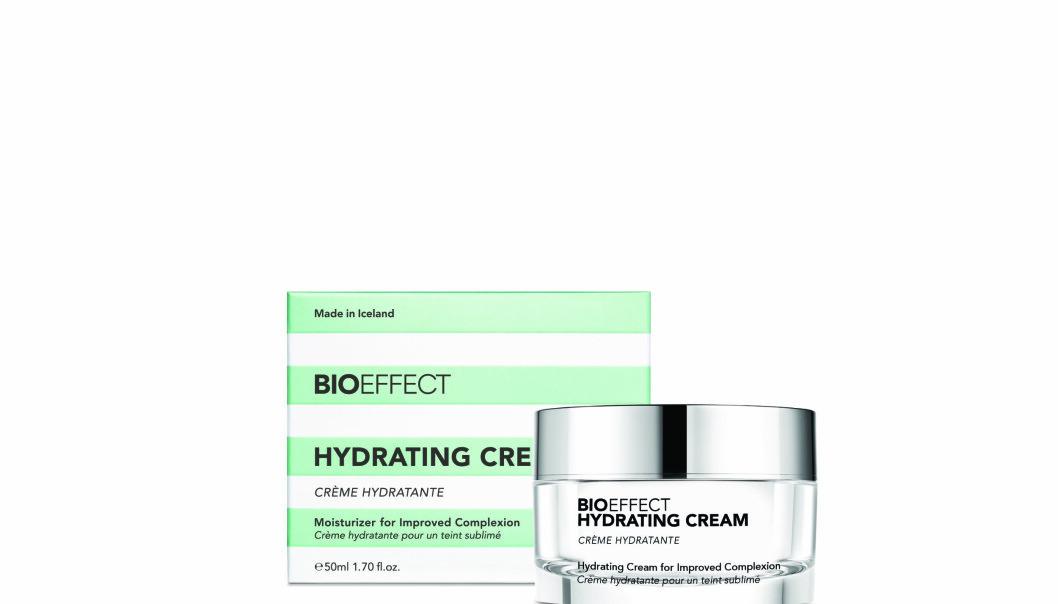 Hydrating cream, Bioeffect
