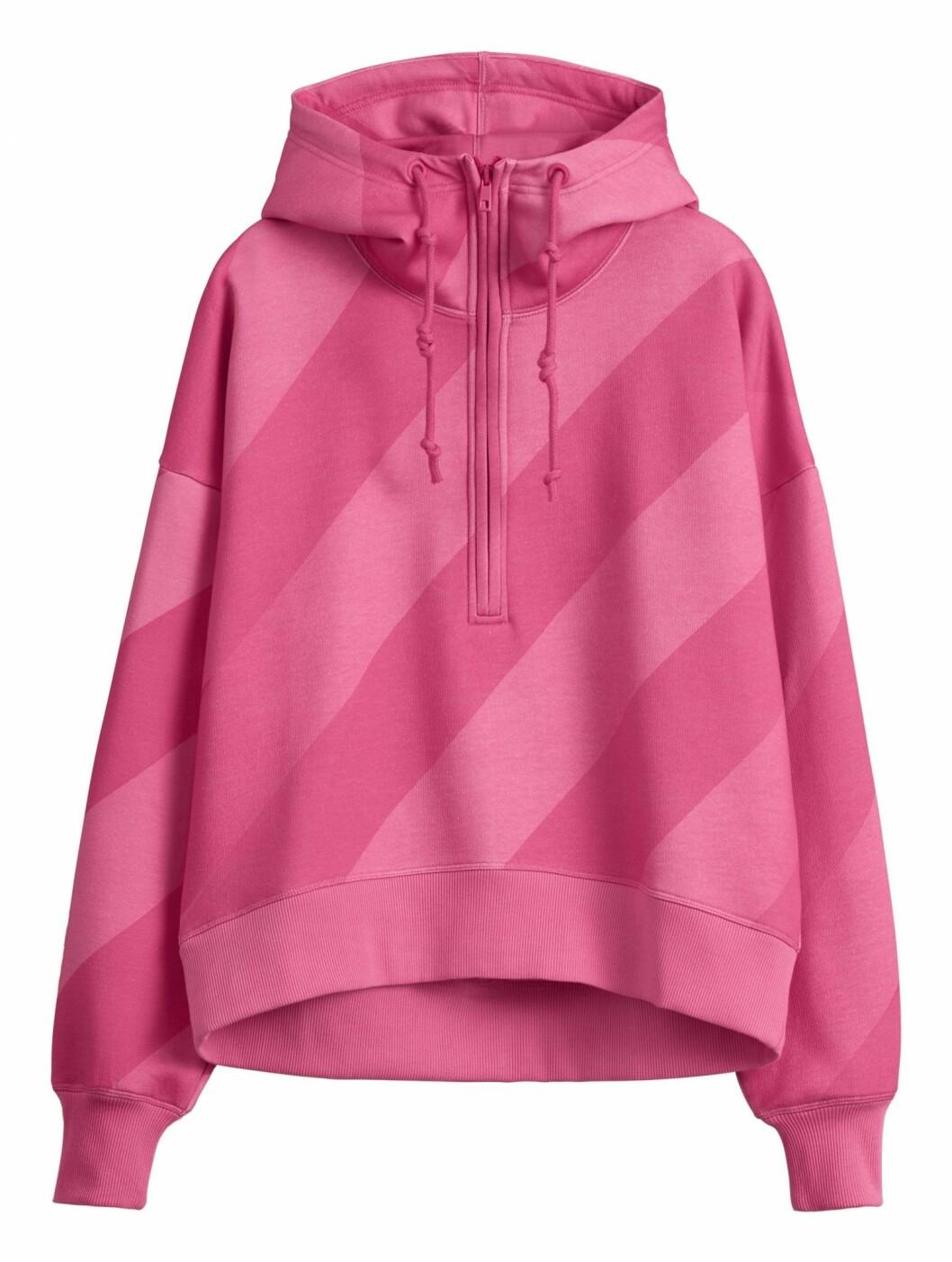 Rosa hoodie H&M Studio SS20